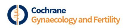 Cochrane Gyn and Fertility Group